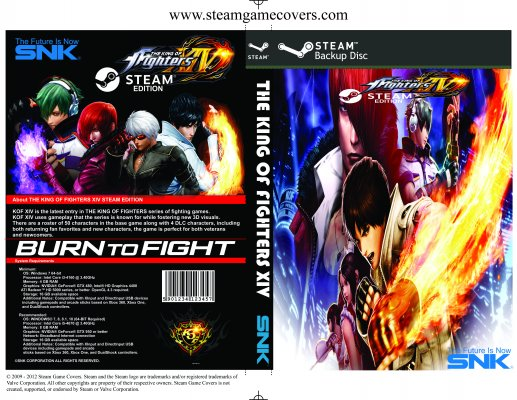 KING OF FIGHTERS XIV STEAM EDITION