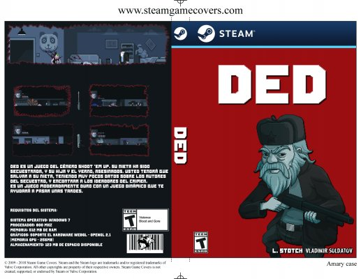 Steam Game Covers - High Quality Artwork For Steam Backup Discs